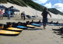 SURFING SOUTH AFRICA OUTREACH PROGRAMME AT BUFFALO CITY PRO