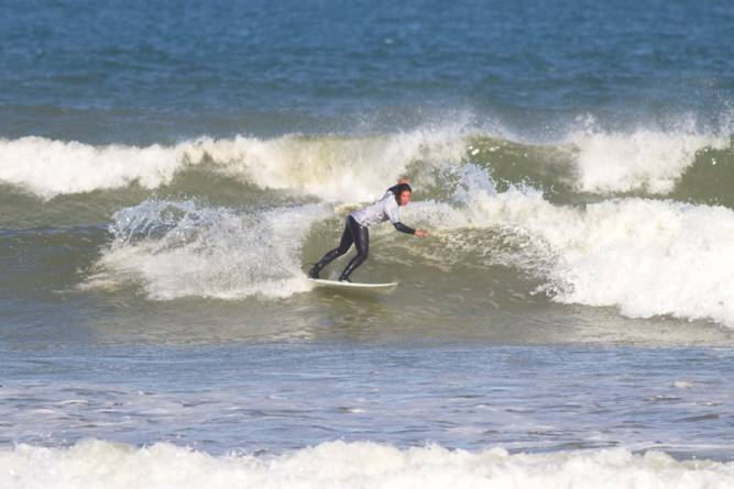 Women's Day Surf Challenge
