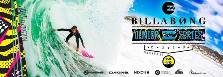 Billabong Junior Series Durban 2013