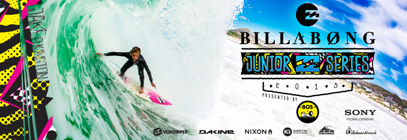 Billabong Junior Series # 3 Cape Town