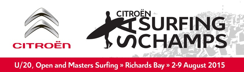 Citroen SA Surfing Champs 2015