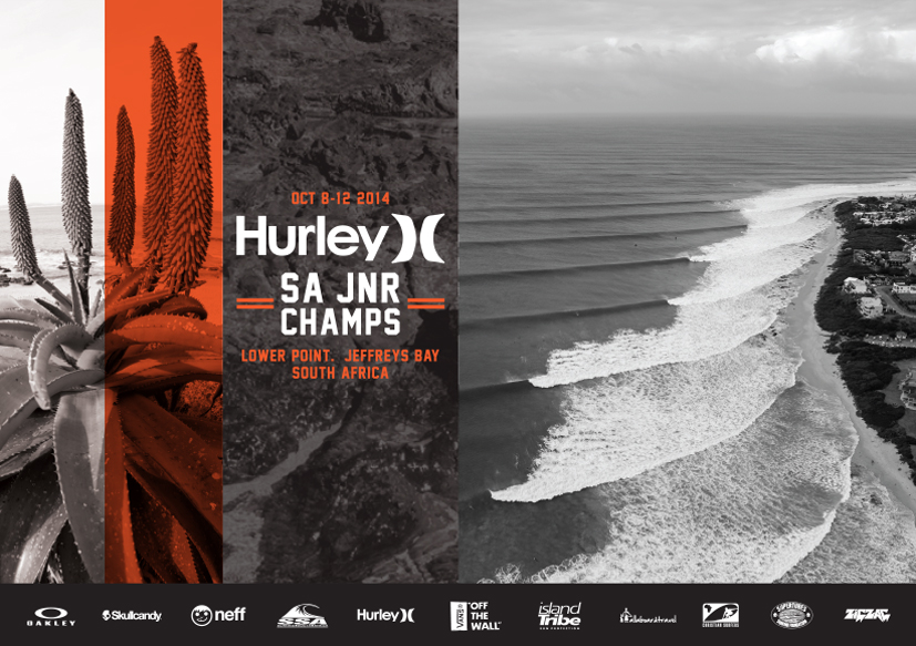 Hurley SA Junior Champs 2014