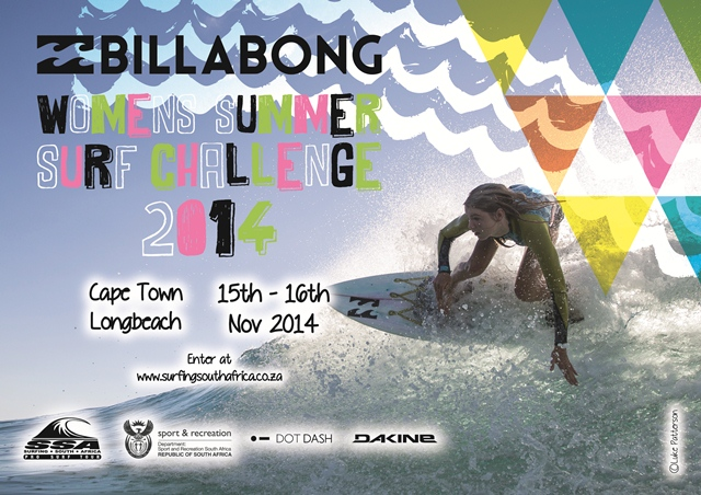 Billabong Womens Summer Surf Challenge