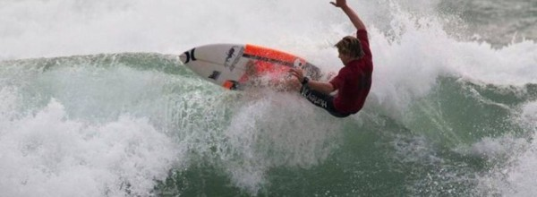 French surfers dominate the 2015 Junior International Shootout at Dairy Beach in Durban