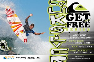 Quiksilver Get Free Series Port Alfred