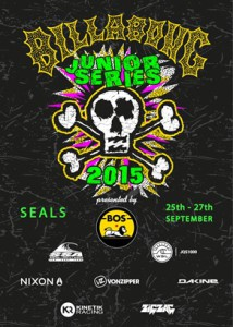 Billabong Junior Series Seal Point 2015