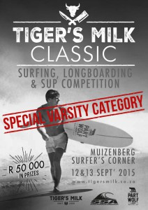 Tiger's Milk Classic 2015 Cape Town