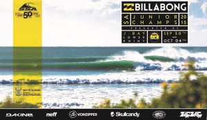 Billabong SA Junior Surfing Champs 2015