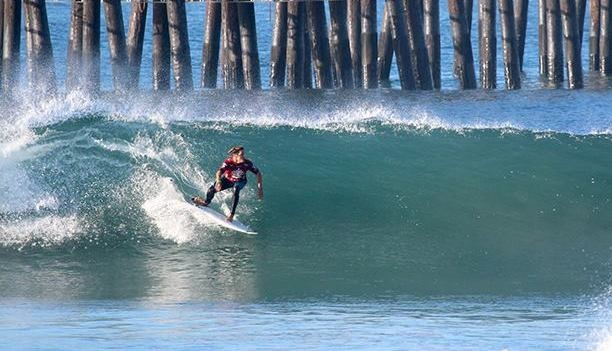 South African team captain Shane Sykes will be back in action at the VISSLA ISA World Junior Surfing Championship in Oceanside, California today Photo: Isaac February