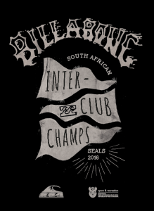 BILLABONG INTERCLUB POSTER 2016