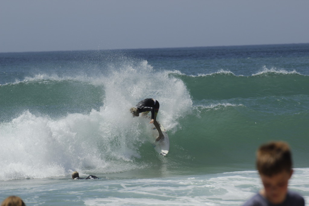 RYAN LIGHTFOOT OF JEFFREYS BAY