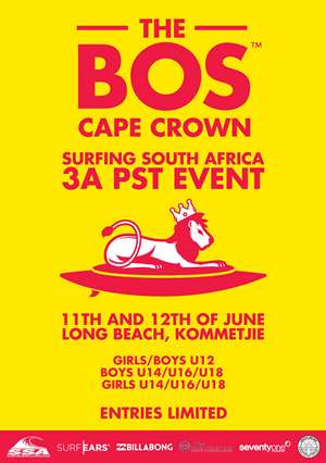 BOS CAPE CROWN_HP