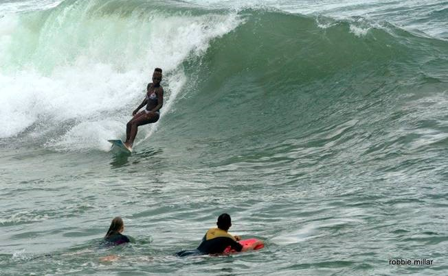 SAM CELE OF DURBAN WILL COMPETE IN CAPE TOWN FOR THE FIRST TIME ON FRIDAY