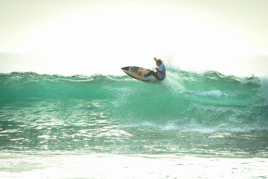 Upsets and Triumphs in Perfect Waves on Penultimate Day of Billabong SA Junior Champs