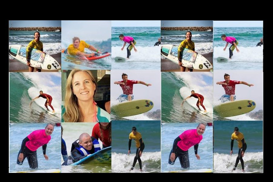 South African Team for the 2016 Stance ISA World Adaptive Surfing Championships supported by Shaun Tomson and Jordy Smith