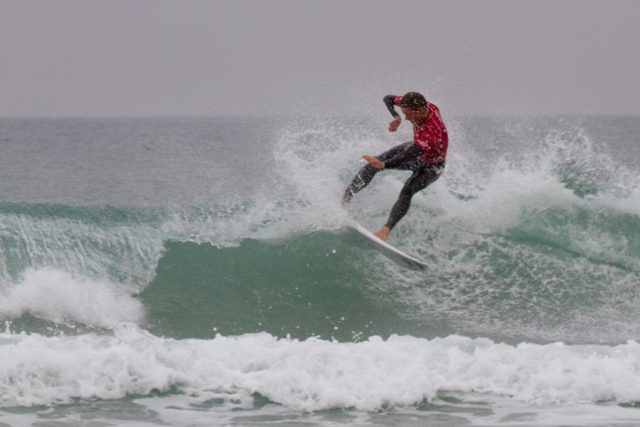 Antony Smyth wins Gold and JP Veaudry takes Bronze at the Stance ISA World Adaptive Surfing Championships