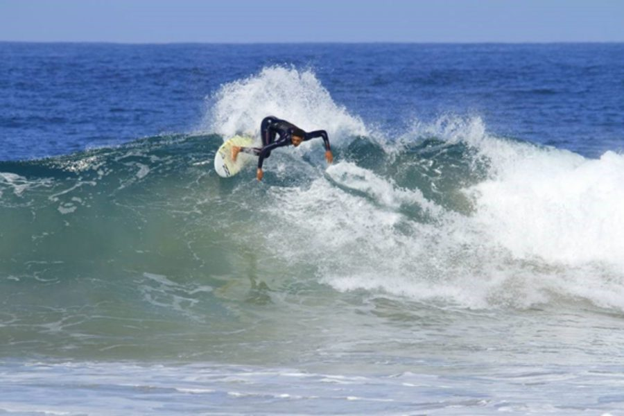 Pollock Beach in Nelson Mandela Bay to host the South African Grommet Surfing Games for the 25th year.