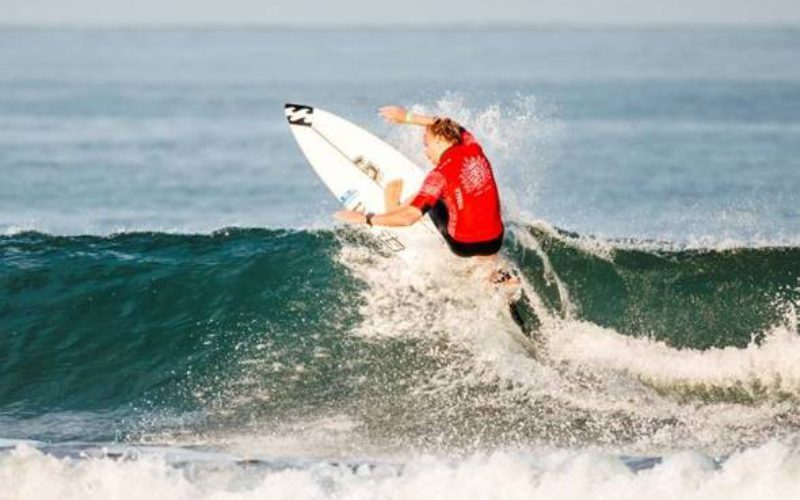 Mixed Results for South African Boys on Day 1 of VISSLA ISA World Junior Championships in Japan