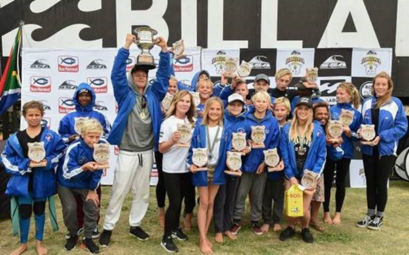 Cape Town Surfriders Clinch Freedom Cup at Billabong SA Junior Champs pres. by BOS