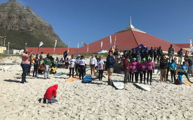 2017 Sea Harvest Share the Stoke Western Cape Outreach Games a huge success.