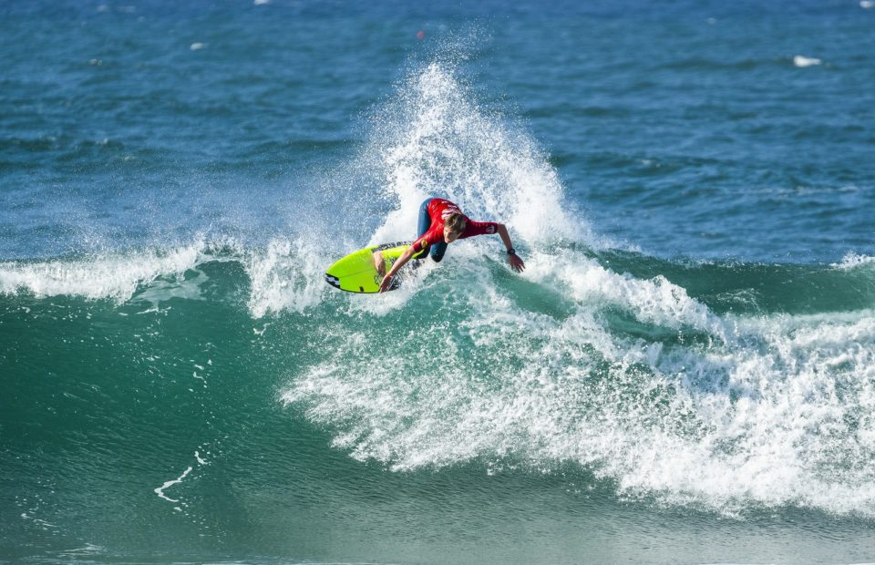 East London surfers dominate results in SA Surf Tour 4A rated Billabong Ballito Junior Series presented by BOS.