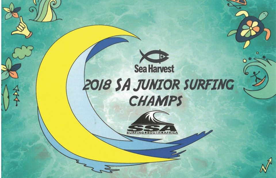 Eight South African Junior Surfing Titles and the Freedom Cup up for grabs in the 2018 Sea Harvest South African Junior Championships.