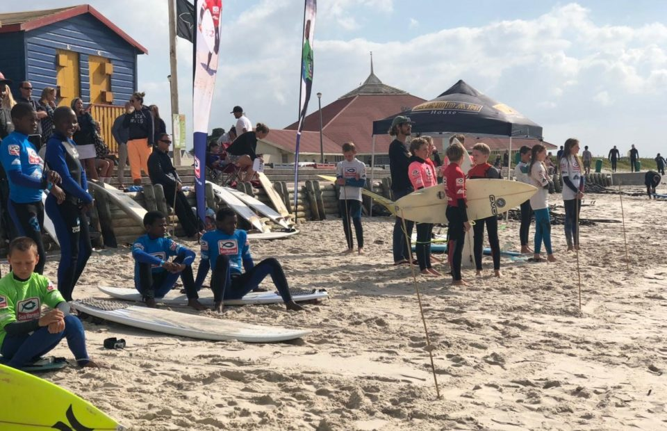 Sea Harvest Western Cape Schools Interschool's Surfing presented by Surf Emporium ends the Cape schools surfing programme on a high