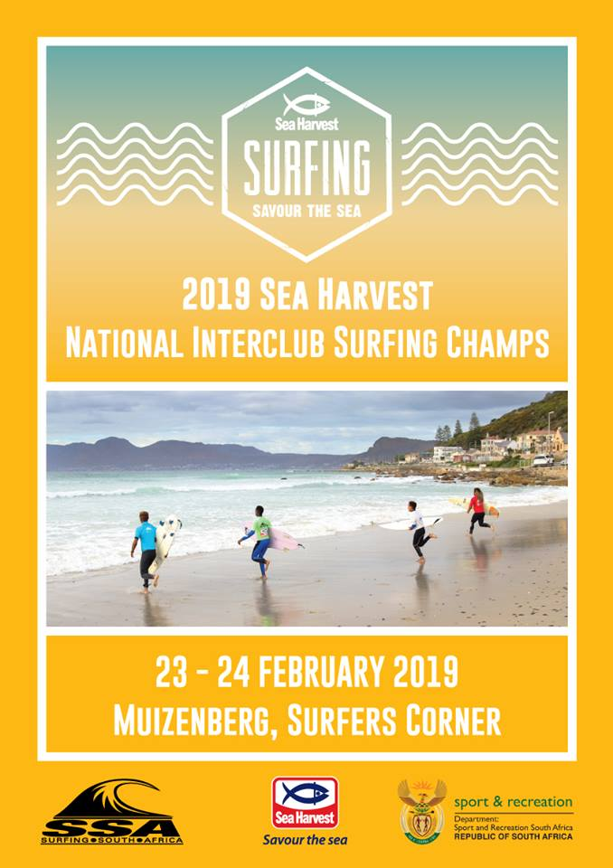 2019 Sea Harvest Interclub Surfing Champs